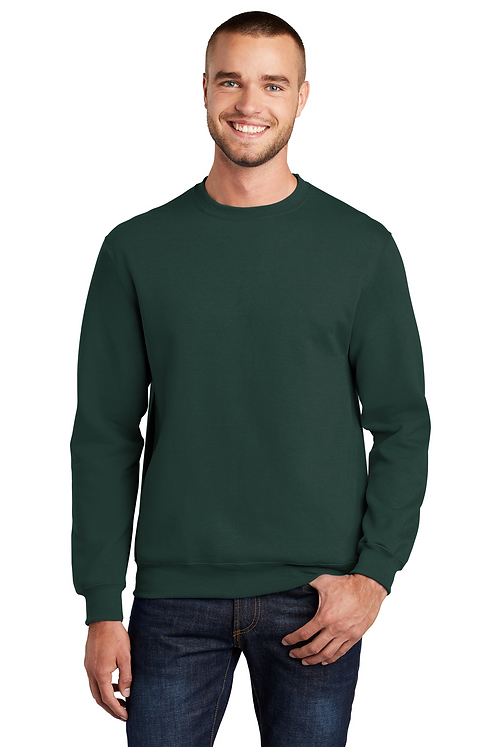 Port & Company® Core Fleece Crewneck Sweatshirt