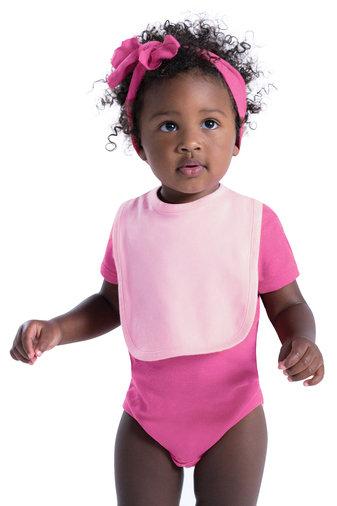 Rabbit Skins™ Infant Premium Jersey Bib