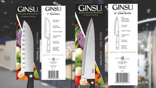 Ginsu for Tuesday Morning