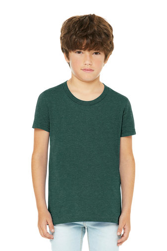 BELLA+CANVAS ® Youth Jersey Short Sleeve Tee