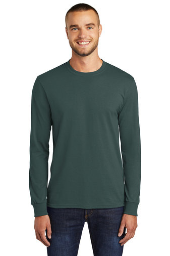 Port & Company® Tall Long Sleeve Core Blend Tee