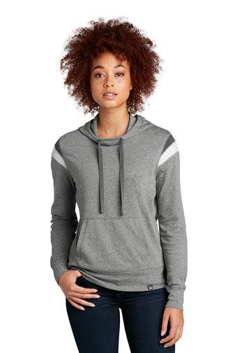 New Era ® Ladies Heritage Blend Varsity Hoodie