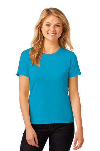 Anvil® Ladies 100% Ring Spun Cotton T-Shirt