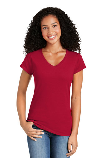 Gildan Softstyle® Women's Fit V-Neck T-Shirt