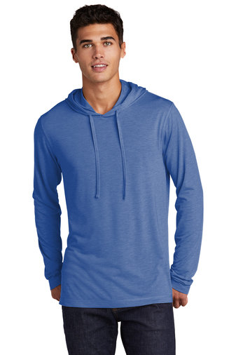 Sport-Tek ® PosiCharge ® Tri-Blend Wicking Long Sleeve Hoodi
