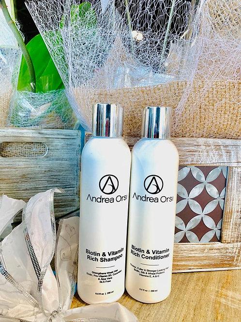 Biotin&Vitamin Rich Shampoo