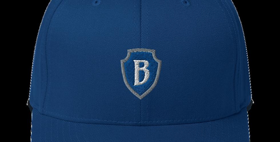 PlanBPlays Structured Flex Baseball Cap