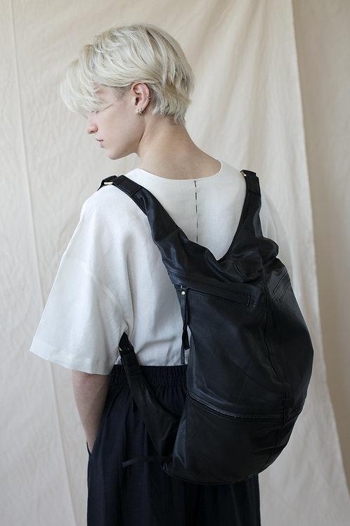 Jahta leather bag
