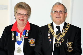 County President and Dunheved President