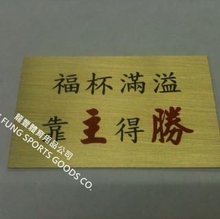 銅片蝕刻 (四)