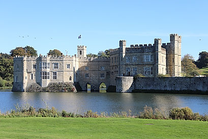 Private Guided Tour of Leeds Castle from Greenwich Cruise Terminal