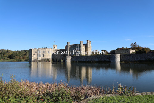 Private Tailored Tour of Leeds Castle from London