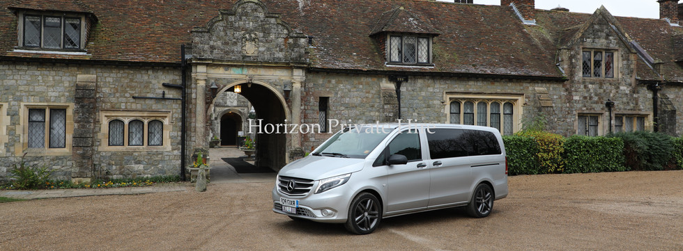 Horizon Private Hire | Private Car Transfers from London
