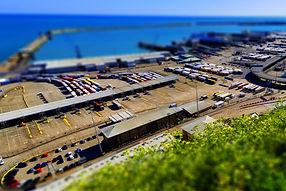 Dover Ferry Port Transport 2020
