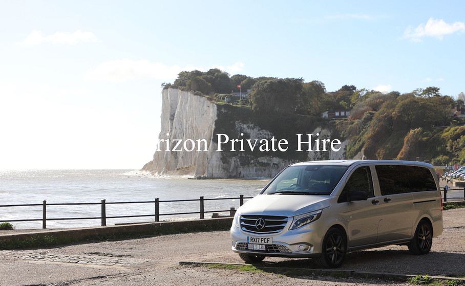 Horizon Private Hire at St Margarets Bay
