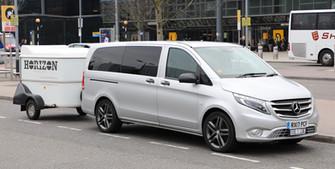 Mercedes-Benz 8 passenger seats