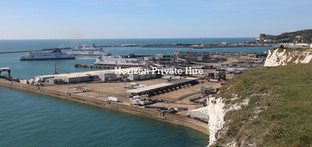 Heathrow to Dover Cruise Terminal