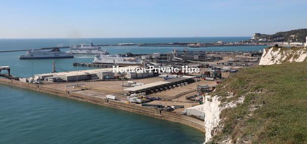 Dover Cruise Terminal 2020
