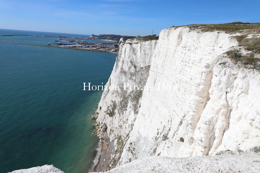 The Mighty White Cliffs of Dover