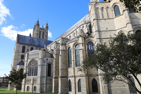 Private Guided Tour of Canterbury Cathedral 2020