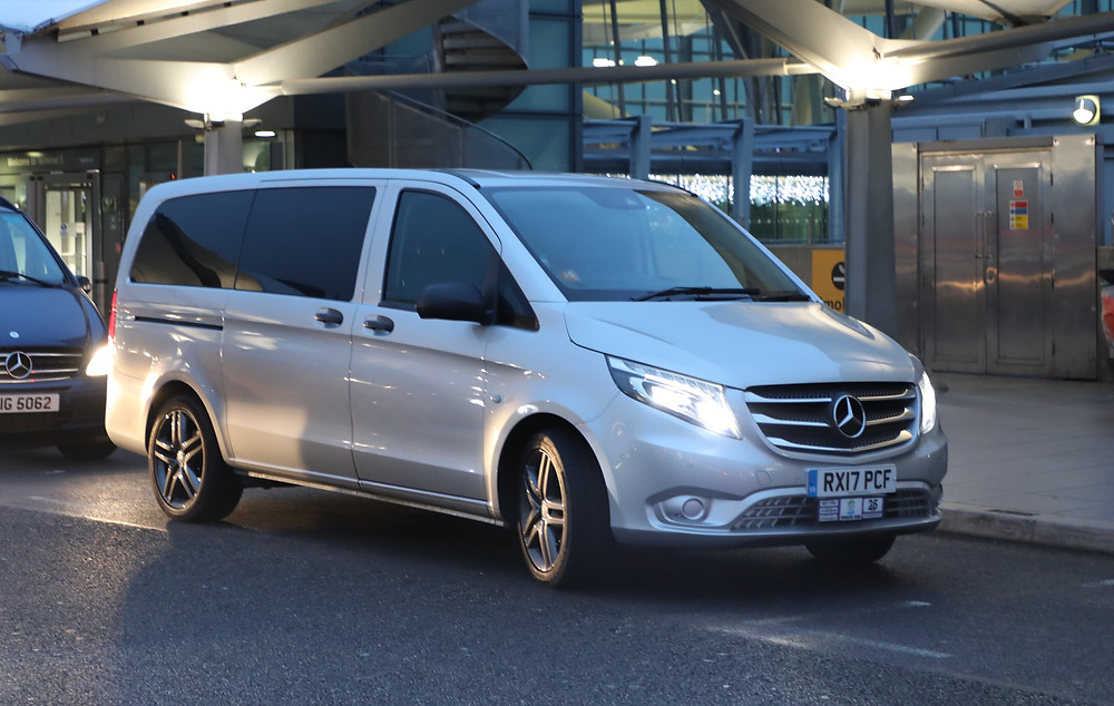 Heathrow airport transfers to Dover