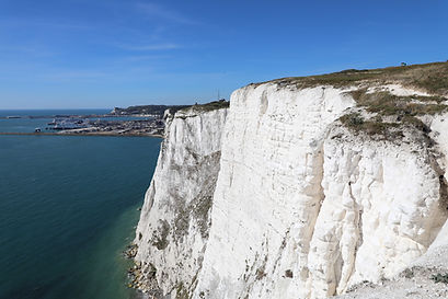 White Cliffs of Dover Tour from Greenwich Cruise Terminal