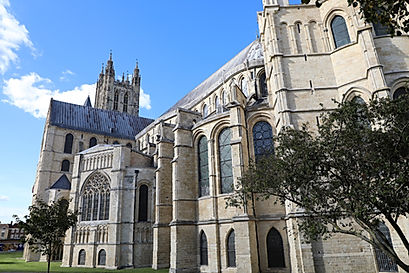 Private Guided Tour of Canterbury Cathedral from Greenwich Cruise Terminal
