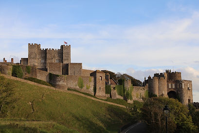 Private Guided Tour of Dover Castle from Greenwich Cruise Terminal