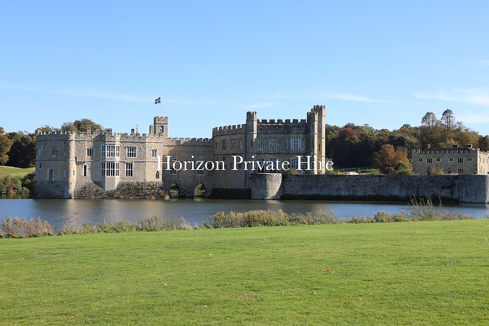 Private guided tour of Leeds Castle before they open to the public