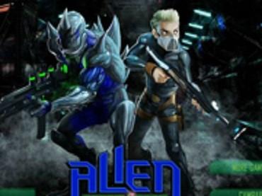 Agario Alien Attack Team