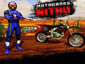 Motocross Nitro Game