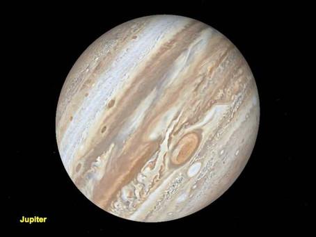 Voyage autour de Jupiter et de Saturne