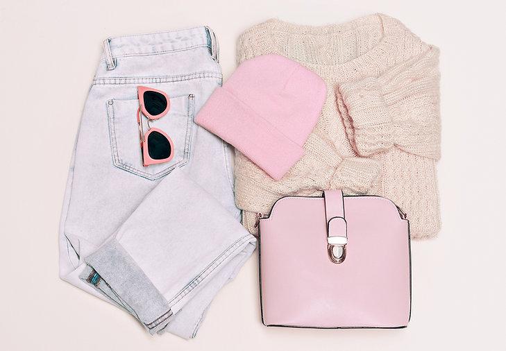 Vêtements Couleur pastel