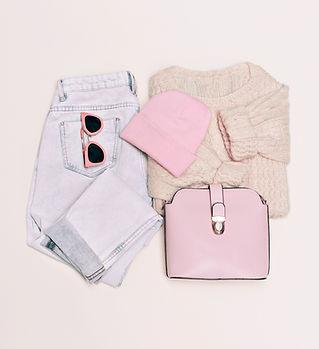 Пастельные цвета одежды