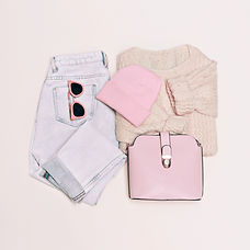 Pastel Color Clothes