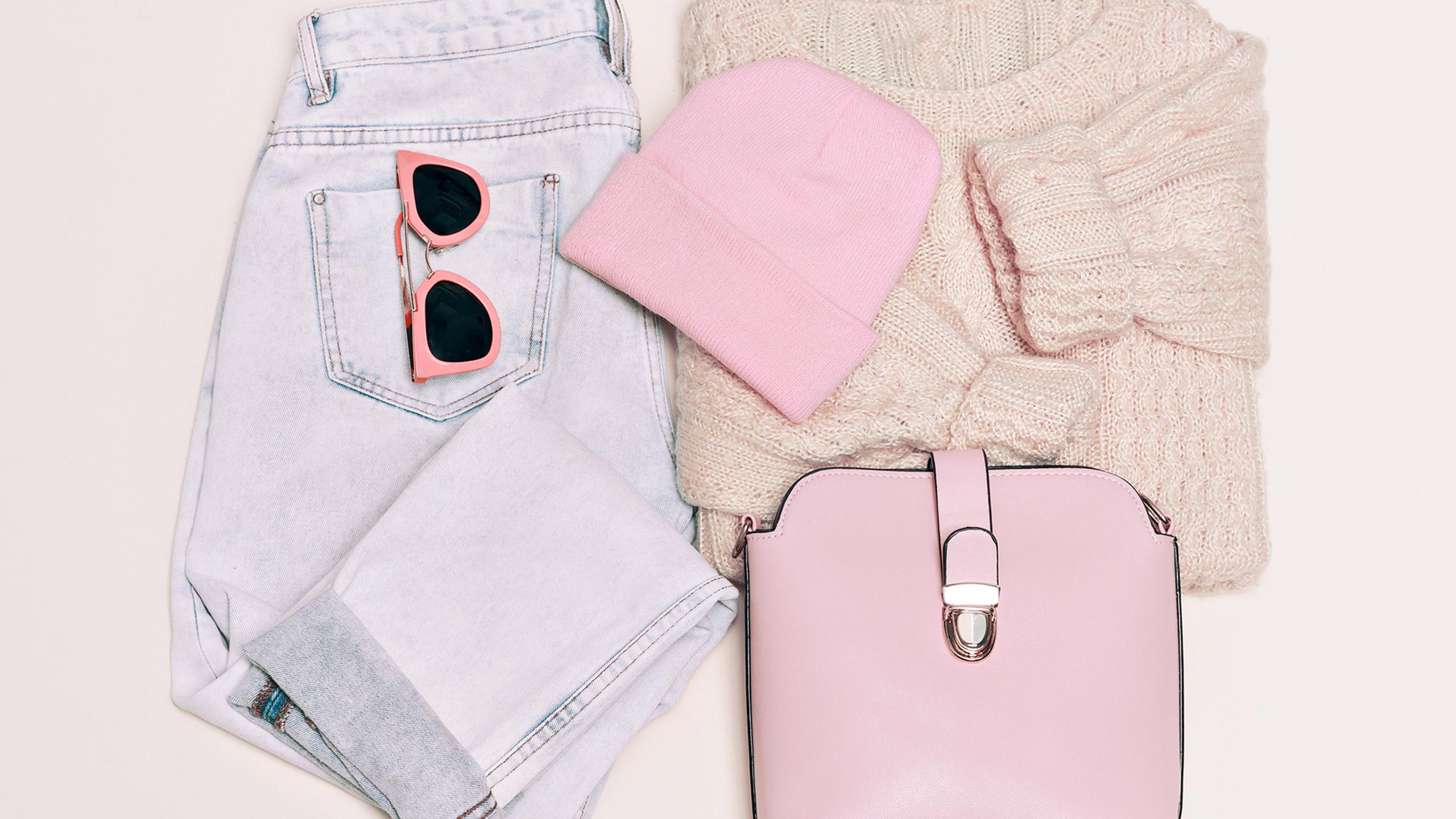 Pastel Color Clothes