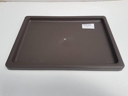 "T244 Plastic Tray 10"""