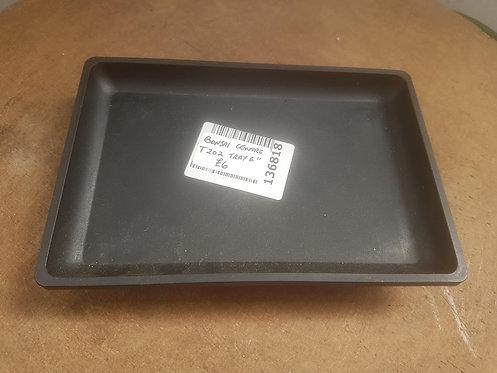 "T202 Plastic Tray 6"""