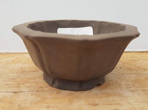 """P14 Unglazed Shohin Pot 4"""""""