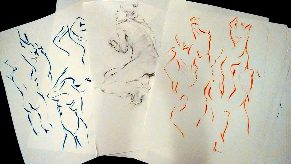 Sketches of Patti