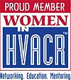 Advantage is a member of Women In HVACR.