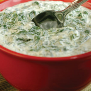 Simple & Amazing Creamed Spinach
