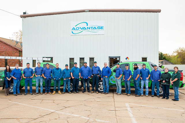 Advantage Plumbing Heating and Cooling Staff
