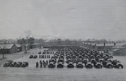 Battalion transport 1937