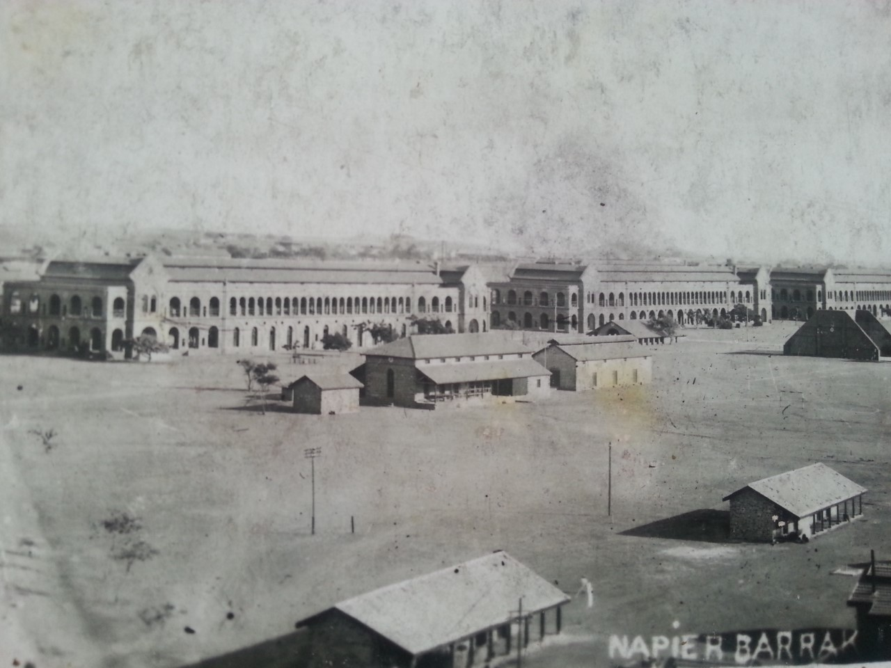 Napier Barracks