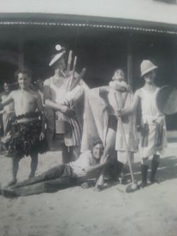 high jinx in Palestine 1938