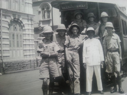 training car palestine 1938