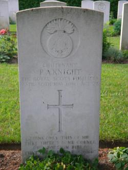 Lt PA Knight