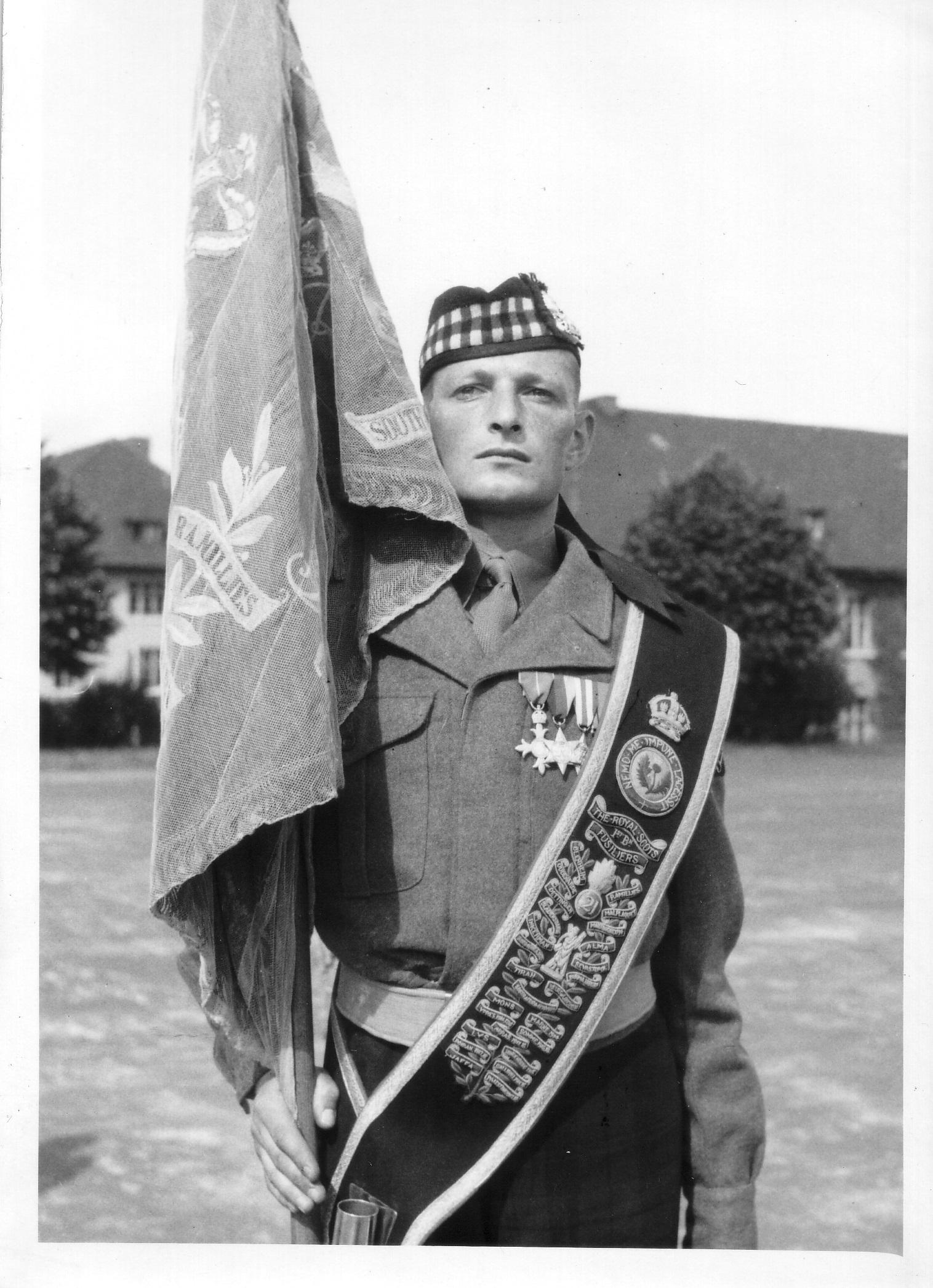 RSF - BAOR1950 -46 1st Batt