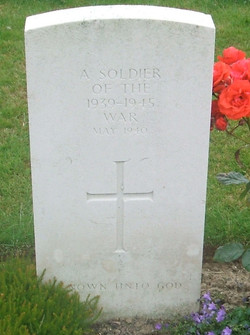 Unknown Fusilier